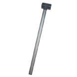 COMET FOLDING TABLE LEG - 720MM - SILVER
